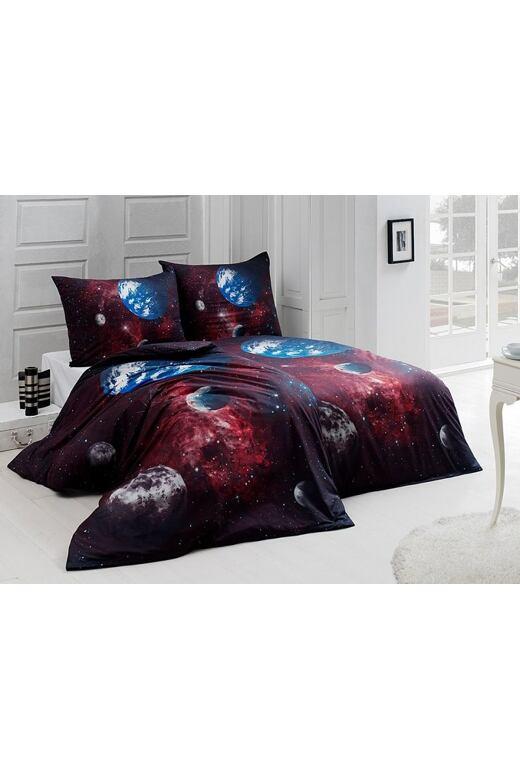 Bavlnené obliečky Matejovsky Vesmír