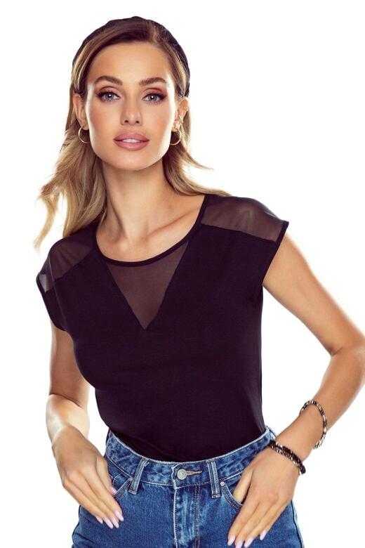 Dámske tričko Alessia čierne