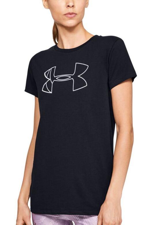 Čierne dámske tričko 1330348
