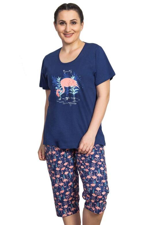 Dámske pyžamo Beauty s plameniakom
