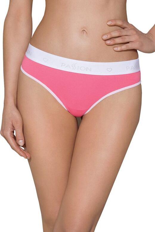 Dámske športové nohavičky brazilky PS007 ružové - darčekové balenie