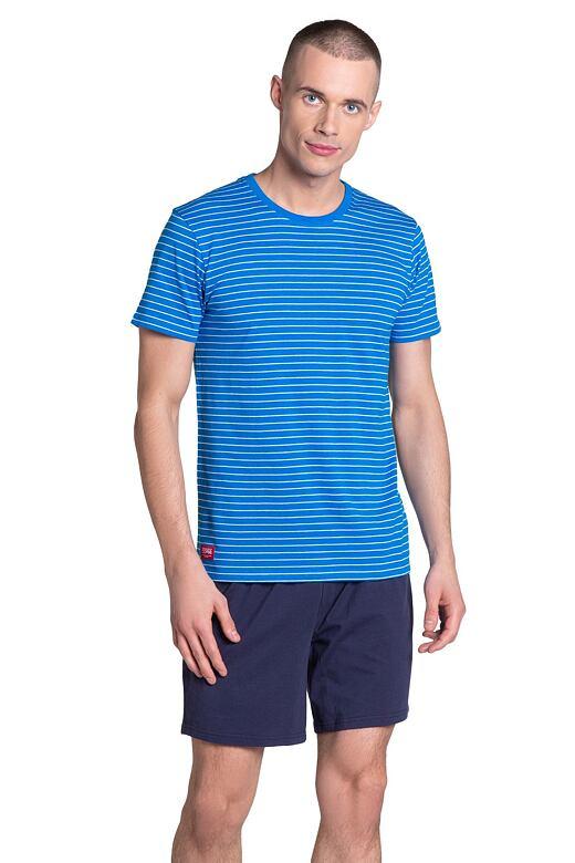 Pánske pyžamo Lane modré