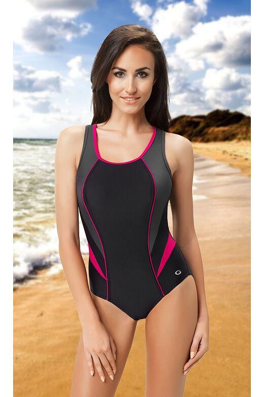 Jednodielne športové plavky Ivana I