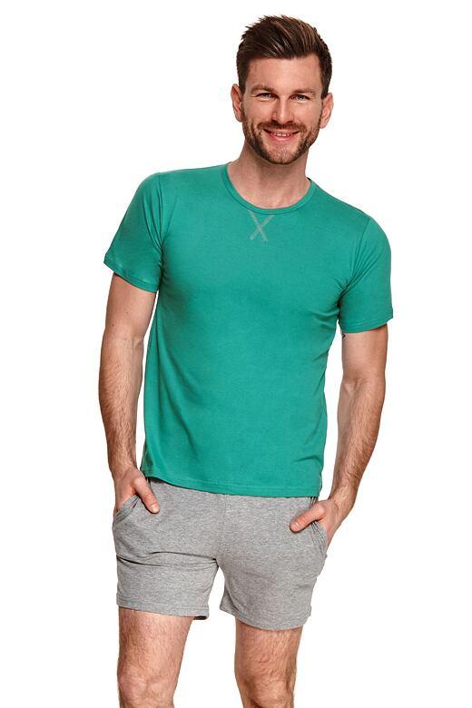 Pánske pyžamo Albert zelené