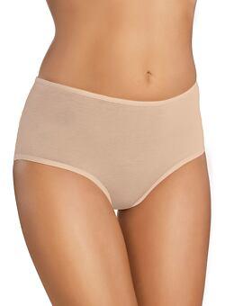 513696633 Kvalitné dámske nohavičky, široký výber SKLADOM béžové - ELEGANT.sk
