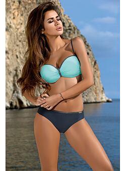 7414615c9571 -14% Doprava zadarmo Dvojdielne modré plavky Ashley 02 ...