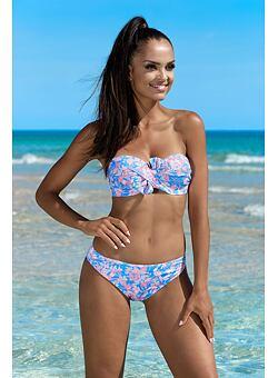 c54597e8615e Nové Doprava zadarmo Dvojdielne plavky push-up Sadie kvetinový vzor