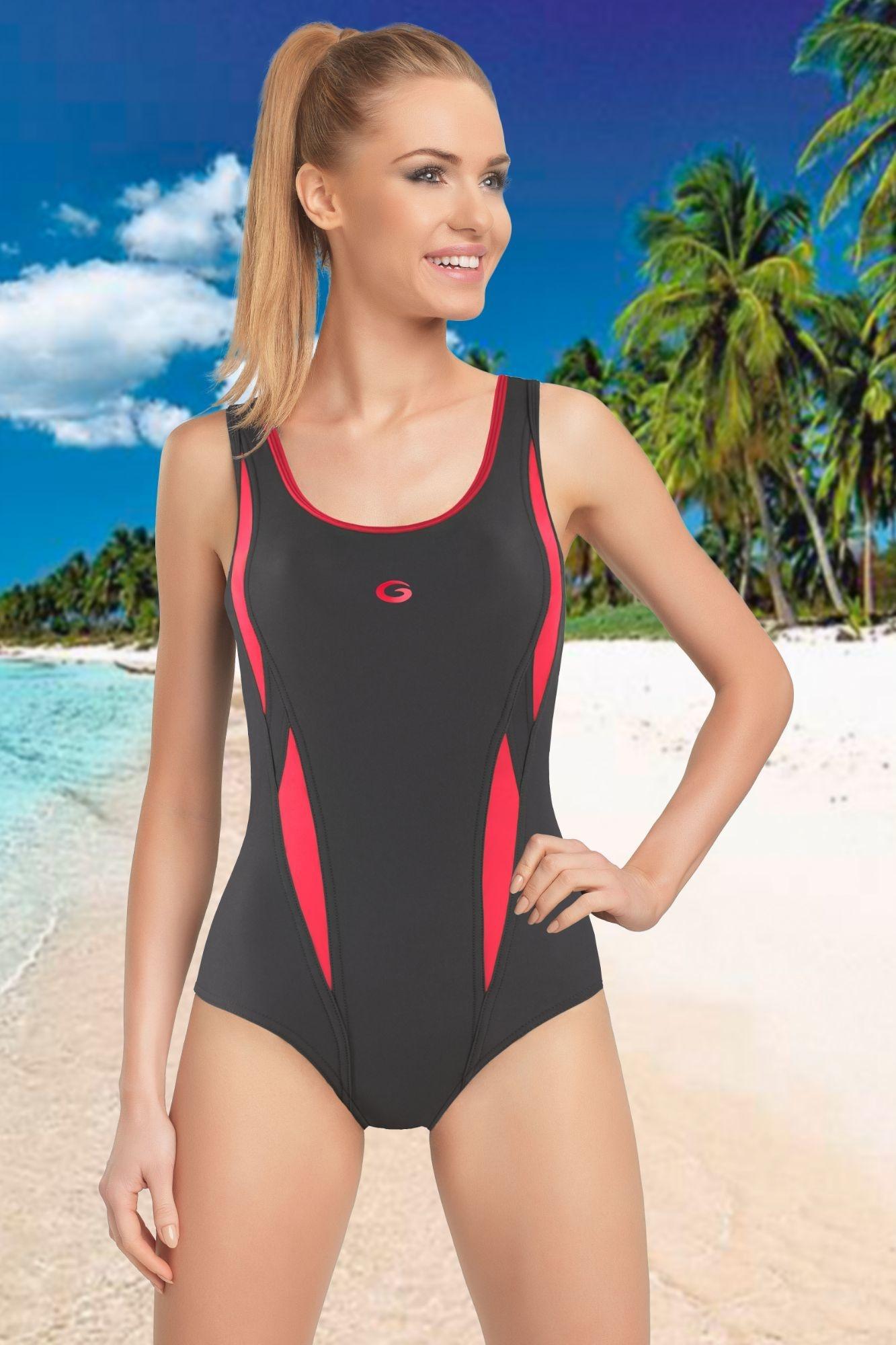 7715455f6 Jednodielne športové plavky Aqua I - ELEGANT.sk